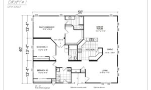 Space 318, Floorplan option 1