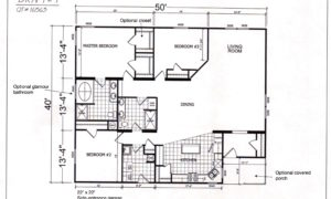 Space 318: floorplan, option 2